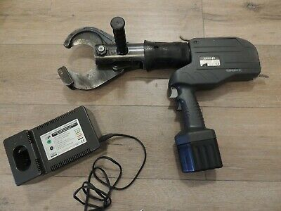 Cegers EK 85-83 Holger Clasen Battery Operated Hydraulic Cutting Tool Cable