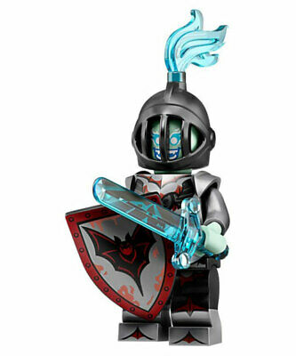 Lego Series 19 CMF NEW Fright Knight collectible minifigure CMF 2019 71025 ghost