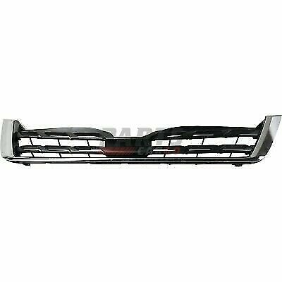 New Front Lower Grille Assembly Fits 2017-2018 Subaru Forester  91121SG280