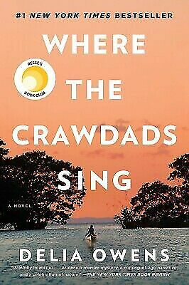 Where the Crawdads Sing by Delia Owens (P D F)
