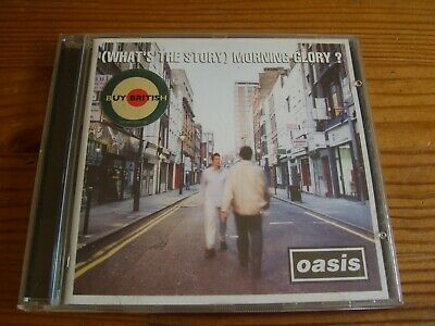 Oasis *What´s the Story Morning Glory?