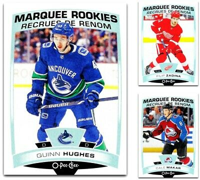 2019-20 OPC Marquee ROOKIES **** PICK YOUR CARD **** From The LIST