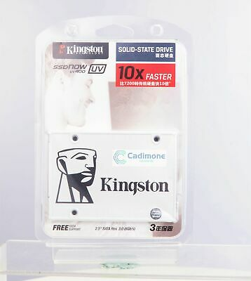 For Kingston UV400 240GB SSD SATA III Internal Solid State Drive fully tested WE