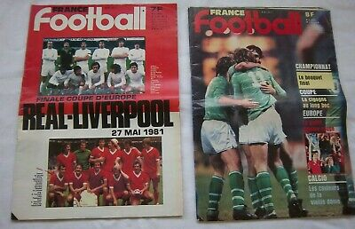 2 Preview + Review  European Cup 1980/81  FINAL  REAL MADRID - LIVERPOOL FC  !!