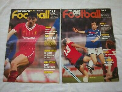2 Preview + Review  European Cup 1983/84  FINAL  AS ROM - LIVERPOOL FC  !!  RARE
