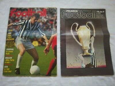 Preview+Review European Cup 1984/85 FINAL JUVENTUS TURIN - LIVERPOOL FC DISASTER