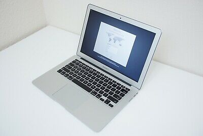 "PORTABLE 2015 13"" Apple MacBook Air 1.6 - 2.7GHz Core i5 256GB SSD 4GB RAM A1466"