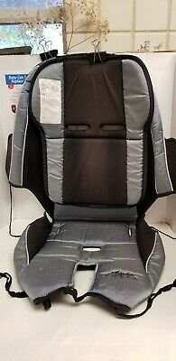 Safety 1st Alpha Omega Elite Gray Brownish Car Seat Fabric Cover Replacement.