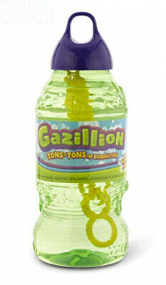 Gazillion Bubbles 35383 2 Litre Bottle Solution Pack of 1, Green