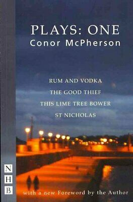 Conor McPherson Plays: One by Conor McPherson 9781848422216 | Brand New