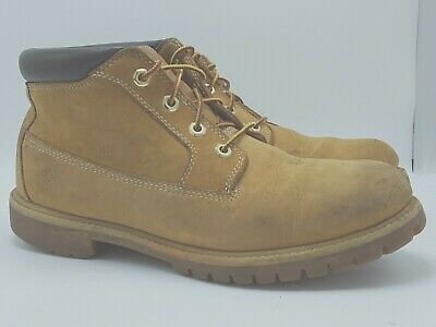TIMBERLAND 21588 MENS Ankle Boots Brown Leather Size 11M