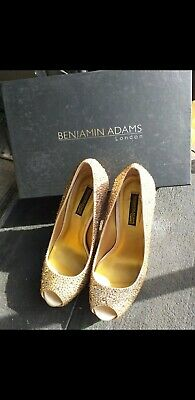 Benjamin Adams Designer Wedding Shoes