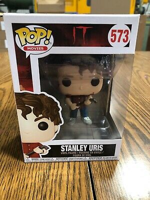 🦄Funko Pop! Movies IT S2 STANLEY URIS WITH PIPE #573