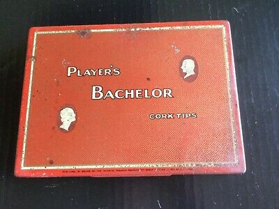 Player's Bachelor  Tobacco Tin