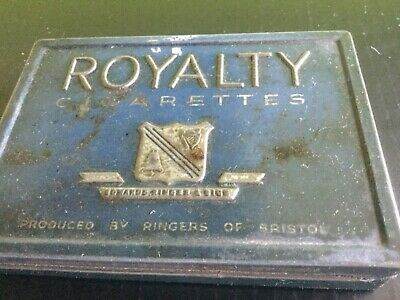 Ringer's Royalty Tobacco Tin