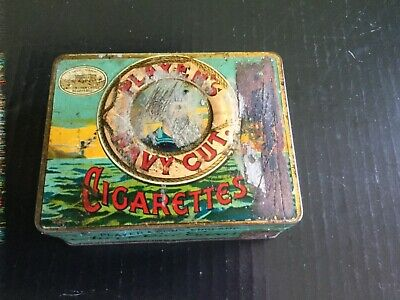 Player's Navy Cut Tobacco Tin