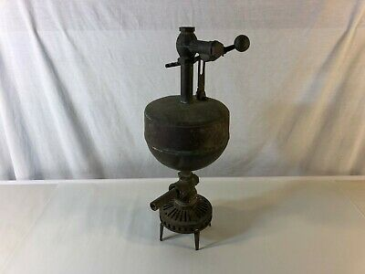 Antique basement siphon with float and Penberthy parts