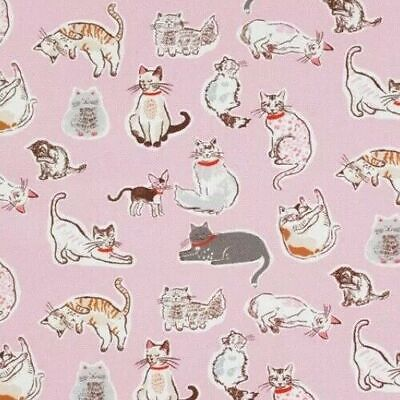 Cath Kidston Pink Chair Children's Armchair Kids Squiggle Cats Childs Kittens