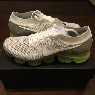 nike air vapormax flyknit id TOKYO US10 sneakers Japan limited multi color
