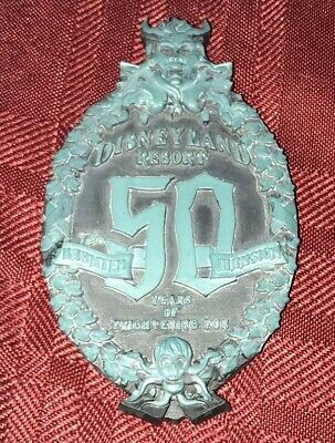 Disney Parks Disneyland Resort Haunted Mansion 50th Anniversary Magnet NEW