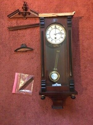 8 day vienna Regulator Clock