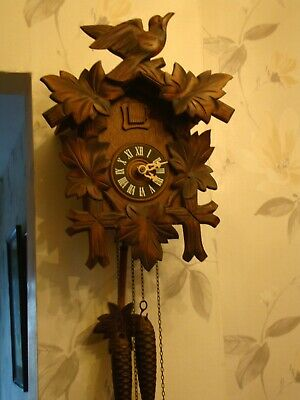 Original Black Forest Cuckoo Clock  x 2