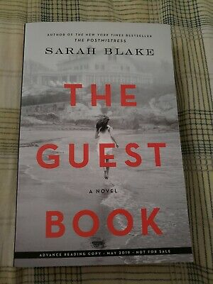 The Guest Book by Sarah Blake (2019, Paperback) ARC