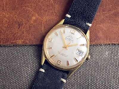 Awesome Vintage Watch Mondaine Automatic. Top Class. An Icon.