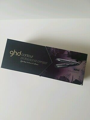 GHD Contour Professional Hair Crimper. Limited Edition. Brand New in Box.