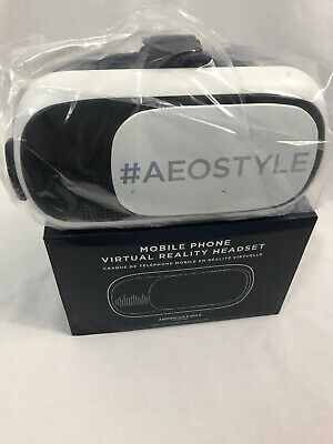American Eagle Outfitters Mobile Phone Virtual Reality Headset, New