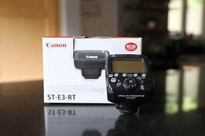 Canon Speedlite Radio Transmitter ST-E3-RT Remote Flash Trigger
