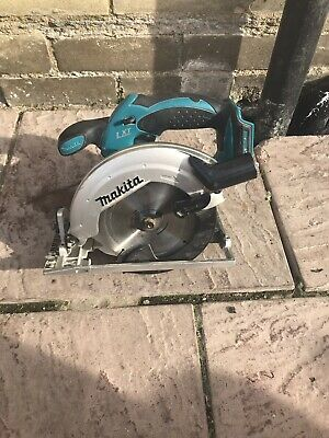 Makita 18v Lxt Li-ion Circular Saw
