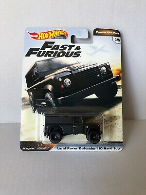 New Hot Wheels 2019 Fast & Furious, Furious Off-Road, Land Rover Defender 110