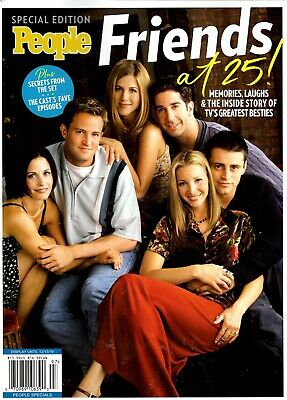 People Magazine 2019 Memories Laughs Inside Story 25 Years Old FRIENDS