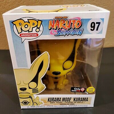 Funko Pop Animation Naruto Shippuden - Kurama Mode Kurama - Gamestop Exclusive