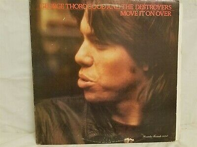 George Thorogood And The Destroyers - Move It On Over - Vintage Vinyl Lp