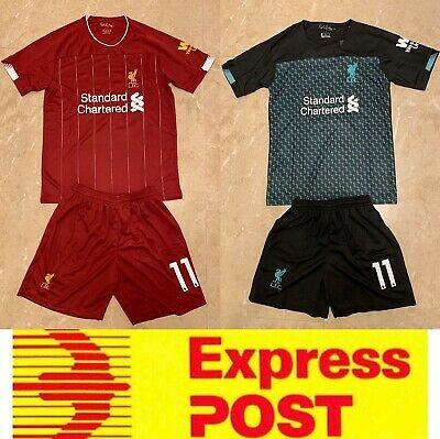 Liverpool soccer club 2020 M.Salah jersey, Home or away, AU stock, Express post