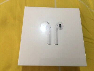 Apple AirPods 2nd Generation with Charging Case MV7N2AM/A- Factory Sealed New🕸