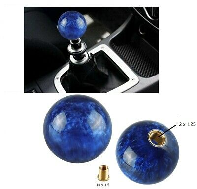 RED PEARL SHIFT KNOB FOR MANUAL SHORT THROW GEAR SHIFTER SELECTOR 10X1.25 K61