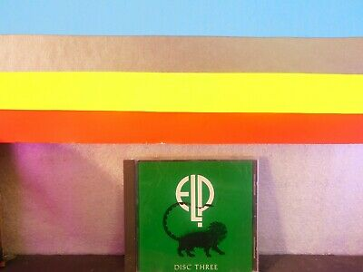 ELP Emerson, Lake & Palmer Disc # 3  ( CD,
