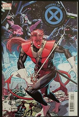 Powers of X #2 (2019, Marvel) New Character Variant 1st Print