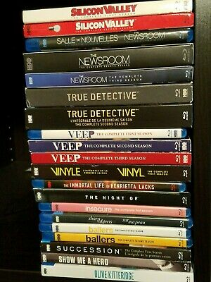 HBO TV Series (Bluray / Digital) (Game of Thrones, Ballers, The Night Of, ...)
