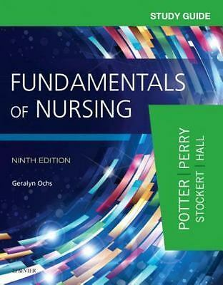 Fundamentals of Nursing by Patricia A. Potter 9th edition