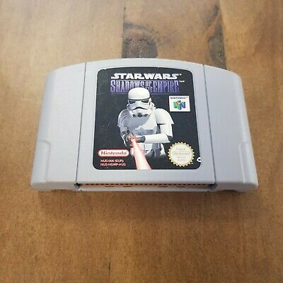 Star Wars: Shadow of The Empire│Nintendo 64│N64│AUS PAL│Cart Only