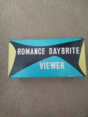 Vintage Romance Daybrite Slide Viewer in box Pictures Camera