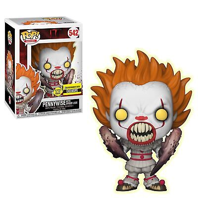 FunKo POP! Movies IT Pennywise GITD Vinyl Figure, EE Exclusive
