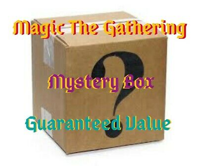 Magic The Gathering Box - Gift Box - Guaranteed Value - MTG