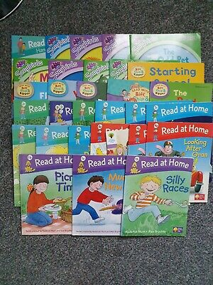 Oxford Reading Tree Read With Biff Chip and Kipper.and read at home ( 31 books )