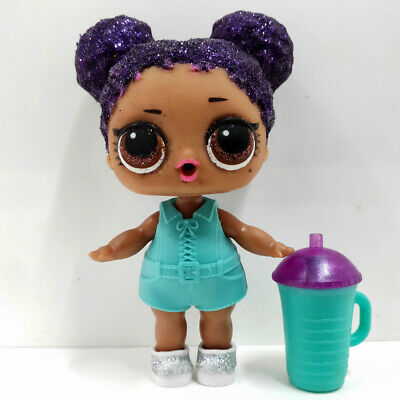 LOL SURPRISE Doll big sister DIY Purple queen Blue dress Girls gift
