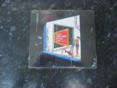 Pink Floyd, The Best Of, Echoes, 2 Cd Set, Brand New, Shrink Wrap.